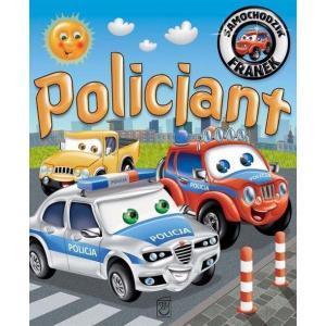 Samochodzik Franek. Policjant