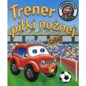 Samochodzik Franek Trener piłki nożnej