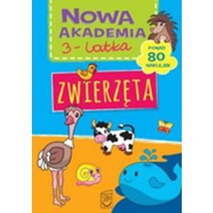Nowa akademia 3-latka. Zwierzęta