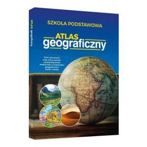 Atlas geograficzny. Szkoła Podstawowa