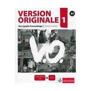 Version Originale 1 Ćwiczenia +CD 2015