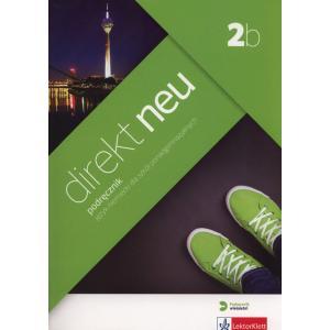Direkt NEU 2B. Podręcznik Wieloletni + CD