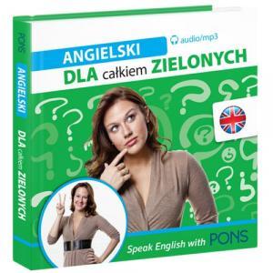 Angielski Dla Całkiem Zielonych + MP3