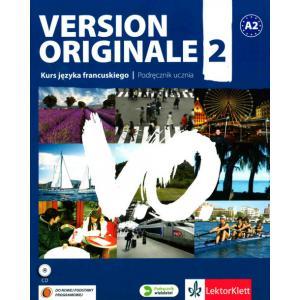 Version Originale 2 Podręcznik+CD (wieloletni)