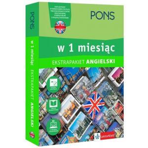 Angielski w 1 Miesiąc. Ekstrapakiet z 3 Tablicami Językowymi i Kursem Online
