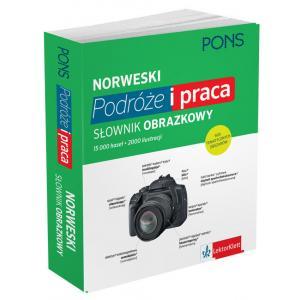 Norweski. Podróże i Praca. Słownik Obrazkowy