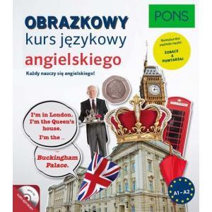 Obrazkowy Kurs Językowy Angielskiego A1-A2