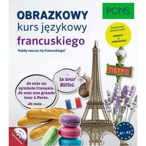 Obrazkowy Kurs Językowy Francuskiego A1-A2