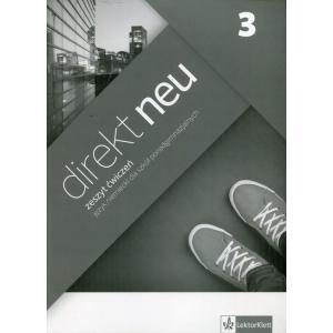 Direkt Neu 3. Ćwiczenia + CD