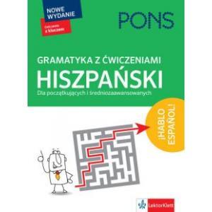Gramatyka z Ćwiczeniami Hiszpański Dla Początkujących i Średniozaawansowanych