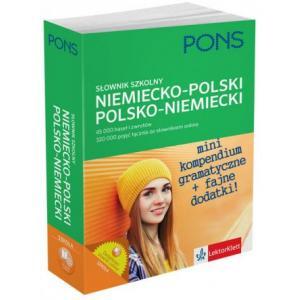 Słownik Szkolny Niemiecko-Polsko-Niemiecki