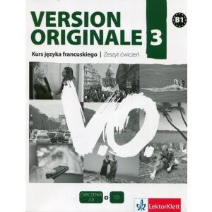 Version Originale 3. Ćwiczenia + CD
