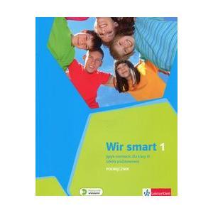 Wir Smart 1. Język Niemiecki. Klasa 4. Podręcznik Wieloletni. Szkoła Podstawowa