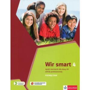 Wir Smart 4. Język Niemiecki. Podręcznik Wieloletni. Klasa 7. Szkoła Podstawowa