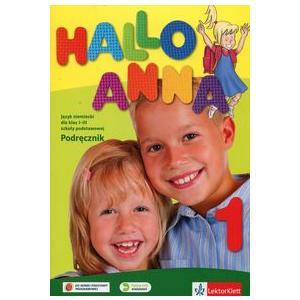 Hallo Anna 1. Podręcznik Wieloletni + CD