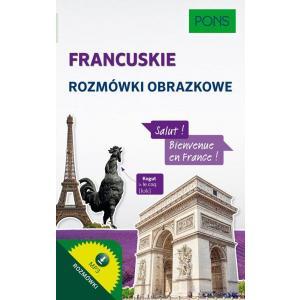 PONS Francuskie rozmówki obrazkowe