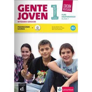 Gente Joven 1 Edicion Revisada. Język Hiszpański. Zeszyt Ćwiczeń (Materiał Ćwiczeniowy). Klasa 7