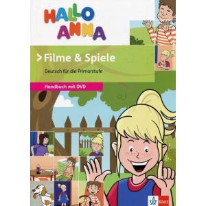 Hallo Anna. Filem & Spiele Podręcznik + DVD