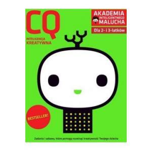 CQ Inteligencja Kreatywna Dla 2-3 Latków