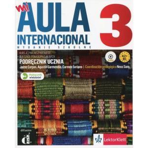 Mi Aula Internacional 3 Podręcznik Wieloletni + CD