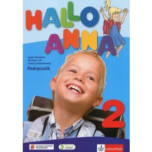 Hallo Anna 2. Podręcznik Wieloletni + CD