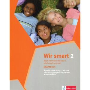 Wir Smart 2. Język Niemiecki. Ćwiczenia Wersja Rozszerzona. Klasa 5. Szkoła Podstawowa