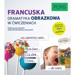 PONS Francuska gramatyka obrazkowa w ćwiczeniach.