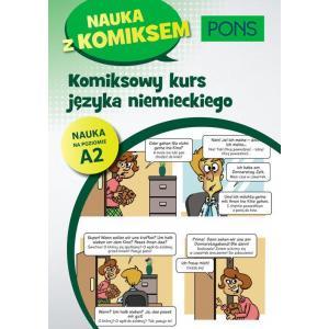 PONS Komiksowy Kurs Niemieckiego A2