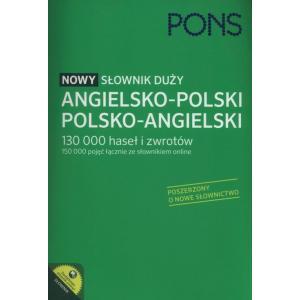 Nowy Słownik Duży Angielsko-Polsko-Angielski