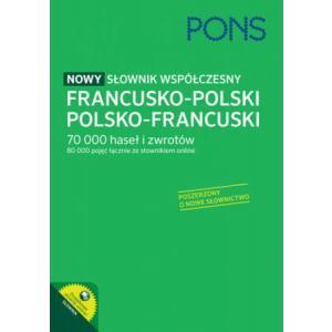 PONS Nowy słownik współczesny francusko-polski, polsko-francuski