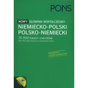 Nowy Słownik Współczesny Niemiecko-Polsko-Niemiecki
