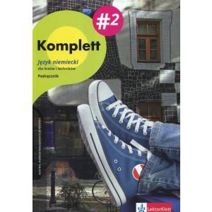 Komplett 2. Język Niemiecki. Podręcznik Wieloletni + CD