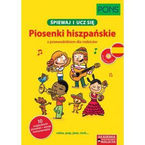 Śpiewaj i Ucz się Piosenki Hiszpańskie z Przewodnikiem dla Rodziców