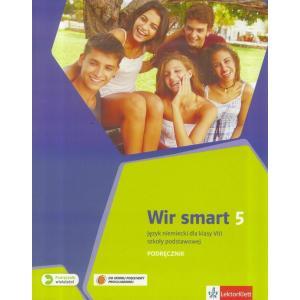 Wir Smart 5. Język Niemiecki. Podręcznik Wieloletni. Klasa 8. Szkoła Podstawowa