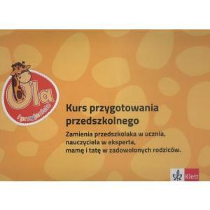 Żyrafa Ola Zestaw Przedszkolaka Przygotowanie Przedszkolne 6-latki.