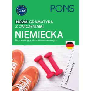 PONS Nowa Gramatyka z ćwiczeniami. Niemiecki