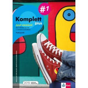 Komplett Plus 1. Podręcznik  + CD