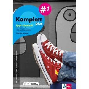Komplett Plus 1. Ćwiczenia  + CD + DVD
