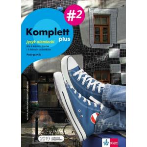 Komplett Plus 2. Podręcznik  + CD
