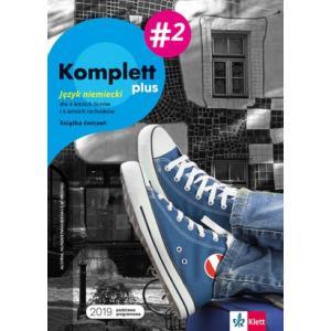 Komplett Plus 2. Ćwiczenia  + CD + DVD