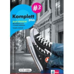 Komplett plus 3. Język niemiecki. Liceum i technikum. Książka ćwiczeń