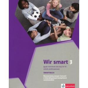 Wir Smart 3. Język Niemiecki. Ćwiczenia Wersja Rozszerzona. Klasa 6. Szkoła Podstawowa