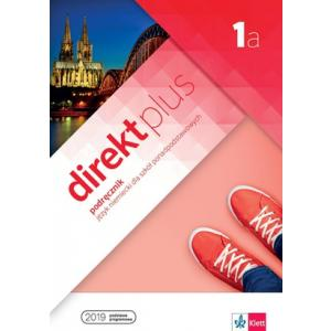 Direkt Plus 1a. Podręcznik +  CD