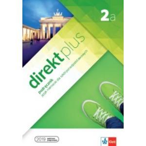Direkt Plus 2a. Podręcznik +  CD