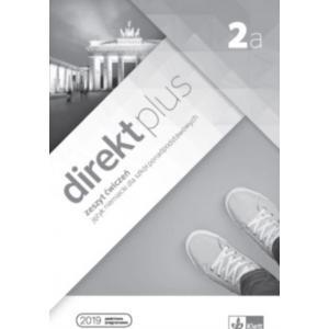 Direkt plus 2a. Zeszyt ćwiczeń + CD