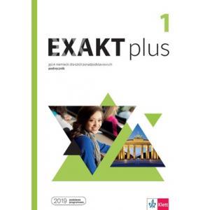 Exakt Plus 1. Podręcznik + CD