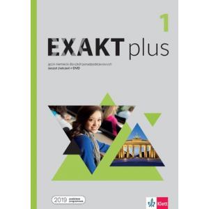 Exakt Plus 1. Ćwiczenia + DVD