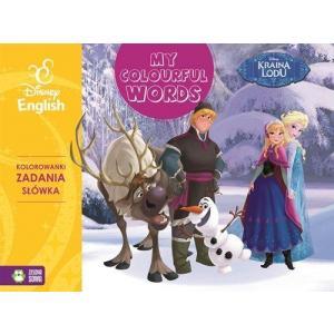 My colourful words! Kraina Lodu Disney English