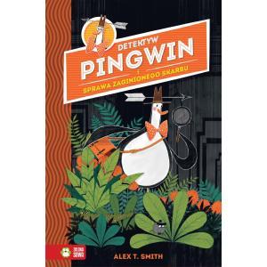 Detektyw Pingwin i Sprawa Zaginionego Skarbu