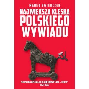 """Największa klęska polskiego wywiadu. Sowiecka akcja dezinformacyjna """"Trust"""" 1921-1927"""